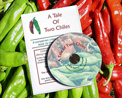 A Tale of Two Chiles DVD